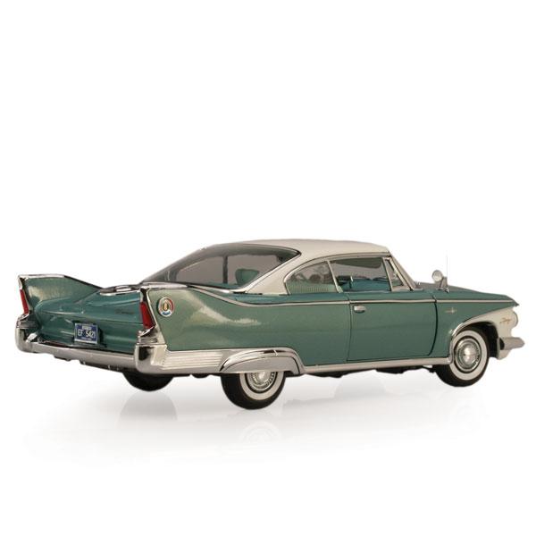 Sunstar 1960 Plymouth Fury Hardtop
