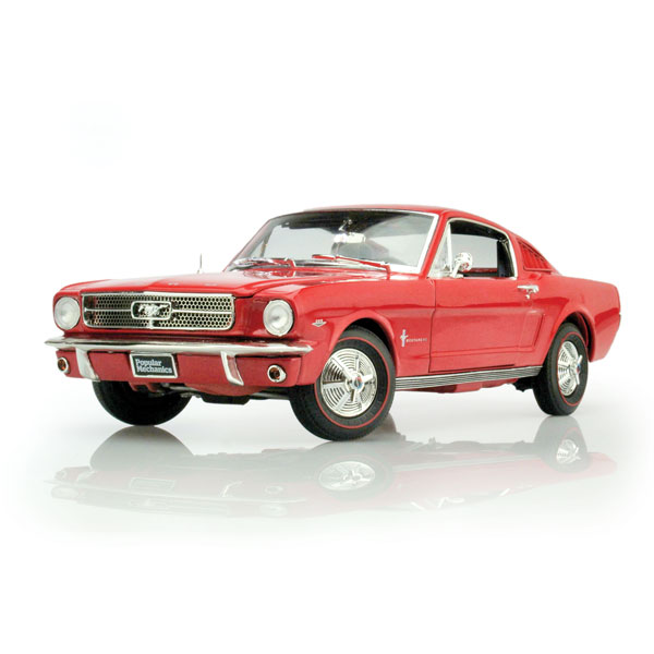 Auto World 1965 Ford Mustang 2+2
