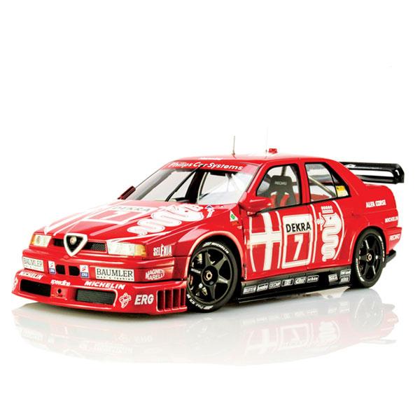 """AUTOart Alfa Romeo 155 V6 Ti DTM """"Hockenheim"""""""