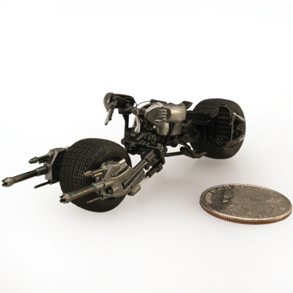 "Hot Wheels Elite ""Batpod"""