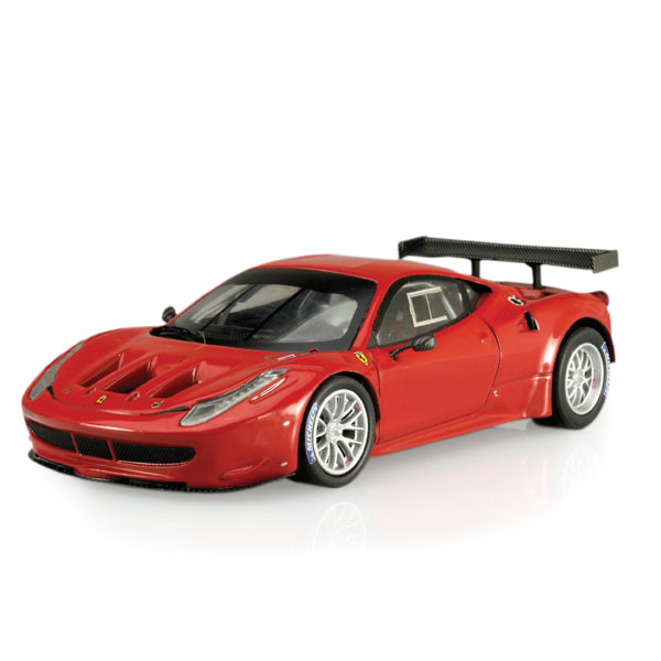Hot Wheels Elite Ferrari 458 Italia GT2