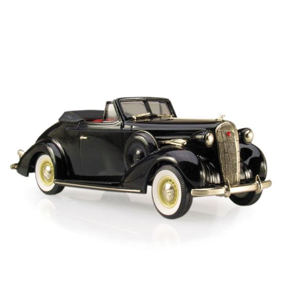 Brooklin 1936 Convertible Coupe