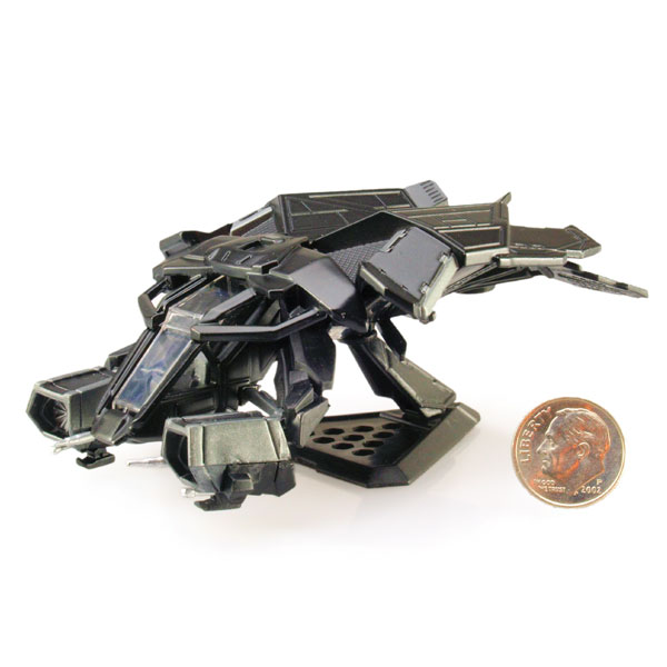 "Hot Wheels Elite One Dark Knight Rises ""Bat"""