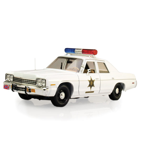 Auto World Dukes of Hazzard Police Car