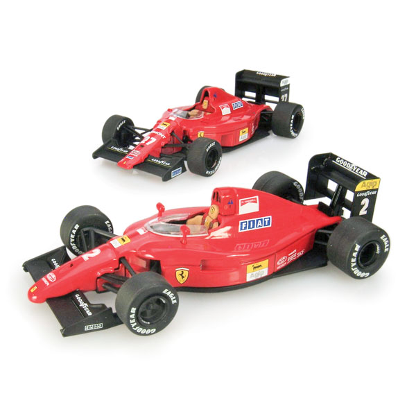 Hot Wheels Elite F1-90 Mansell