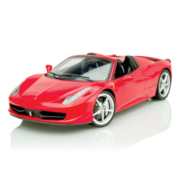 Hot Wheels Elite Ferrari 458