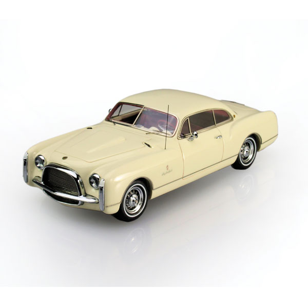 Matrix Models 1953 Chrysler Ghia