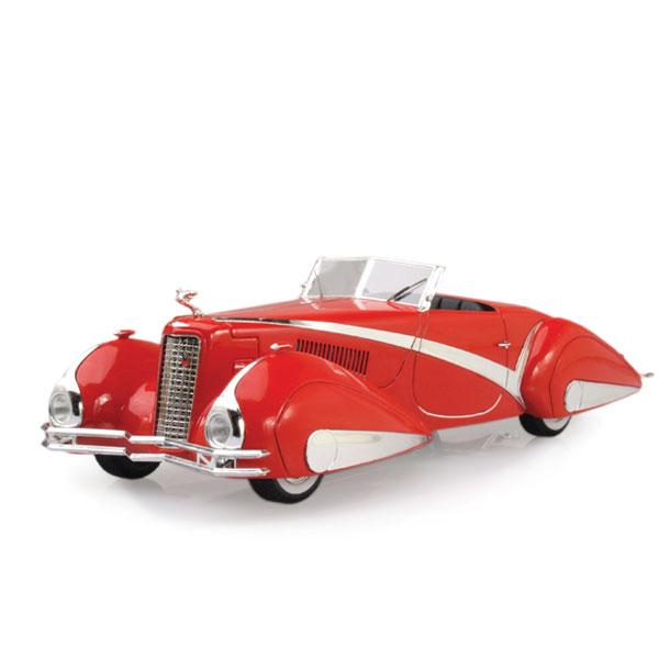 TSM Models 1937 Cadillac V16
