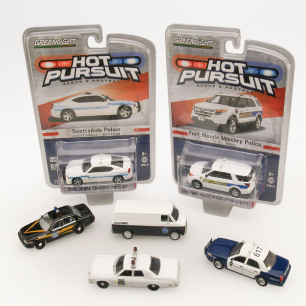 "GreenLight ""Hot Pursuit"" Series 11"