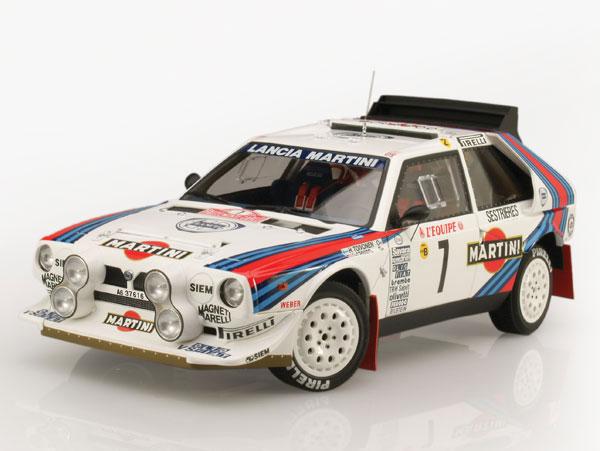 """AUTOart Lancia Delta S4 """"Monte Carlo"""""""