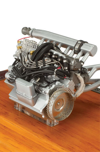 CMC Mercedes 300SLR Display Engine