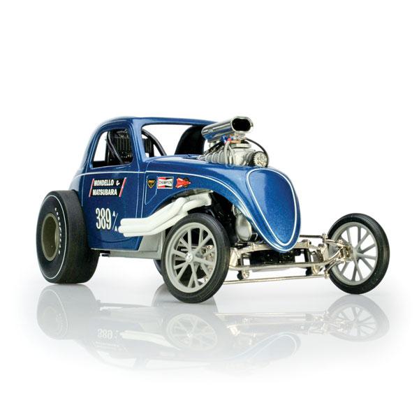 """ACME Trading """"Mondello & Matsubara"""" 1937 Fiat Topolino"""