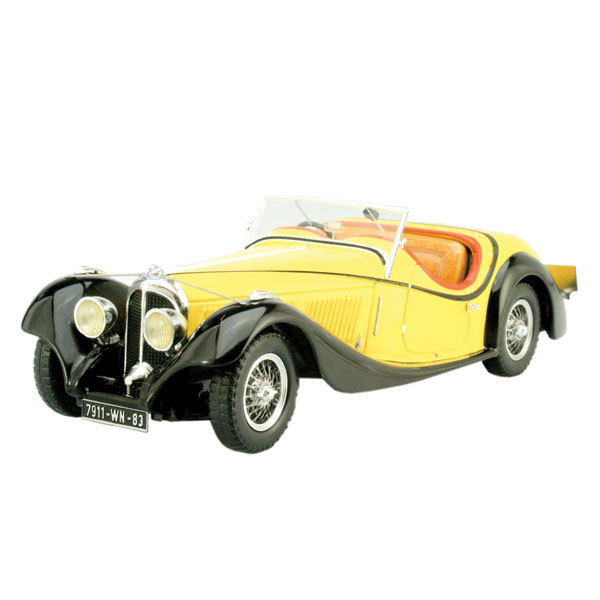 Minichamps Mullin Collection 1934 Voisin C27 Grand Sport Tourer