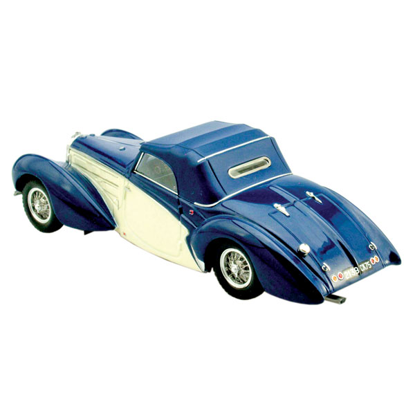 "Minichamps ""Mullin Collection 1939 Bugatti 57C ""Aravis"""