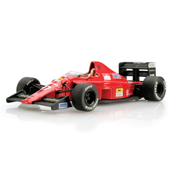 Hot Wheels Elite Nigel Mansell F1-89