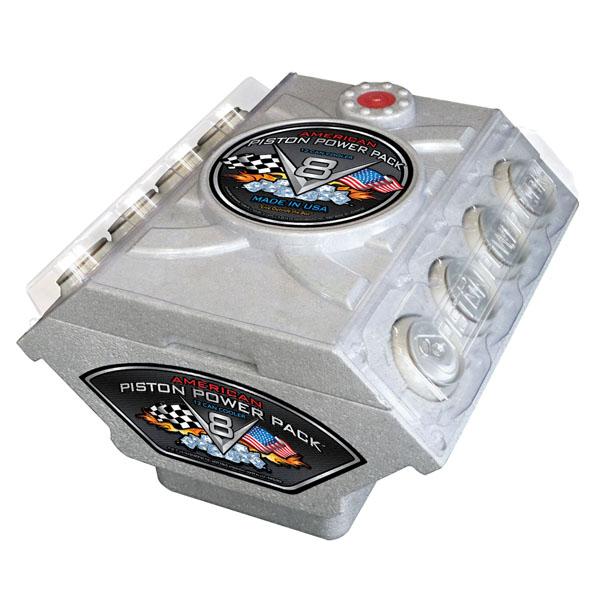 """""""Piston Power Pack"""" Cooler"""