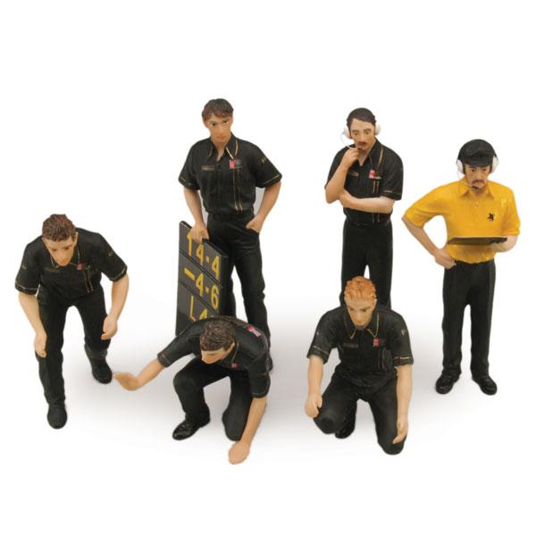 "TSM Model Pit Crew ""John Player"""