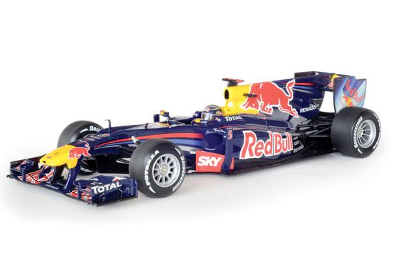 "Minichamps Renault R86 ""Vettel 2010 Brazilian GP"""