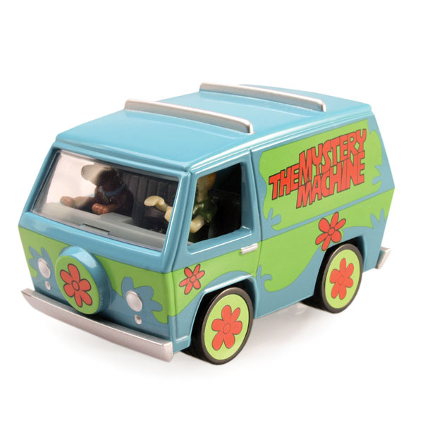 "Hot Wheels Elite One Scooby Doo ""Mystery Machine"""