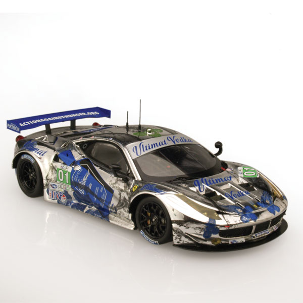 "Fujimi ""Ultimat Vodka"" Ferrari 458"