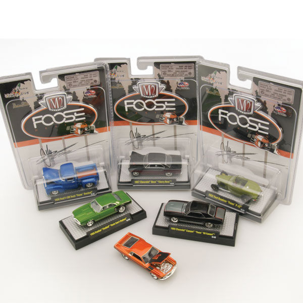 "M2Machines ""Chip Foose"" series 2"