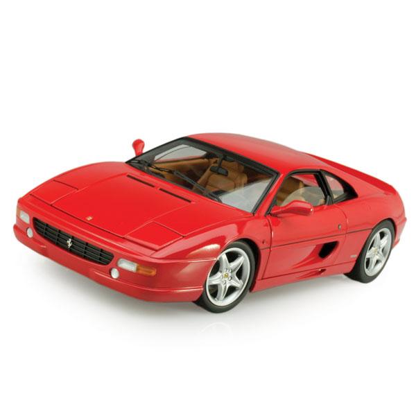 Mattel Hot Wheels Elite Ferrari F355 Berlinetta