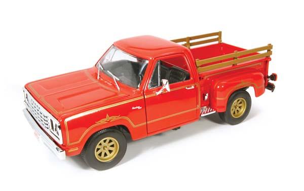 American Muscle, Round 2, 1:18 1978 Dodge Warlock
