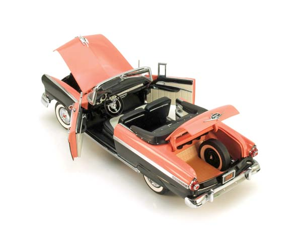 Showroom, Danbury Mint 1:24 1956 Ford Sunliner