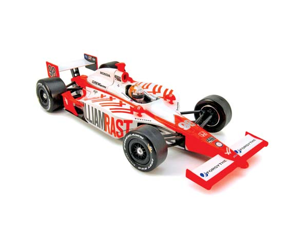 Showroom, Green Light 1:18 Dan Wheldon Tribute