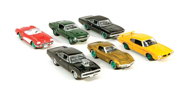 Greenlight Collectibles Hollywood Series 3