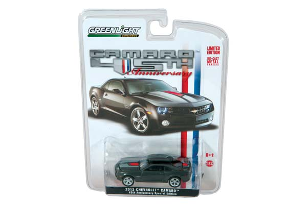 Happy 45th Greenlight Collectibles 45th Anniversary Camaro