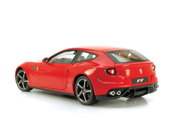 Showroom, Hot Wheels Elite Ferrari FF