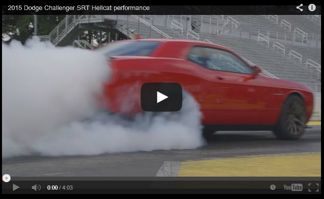 Dodge's new Challenger runs like a Cat out of Hell!