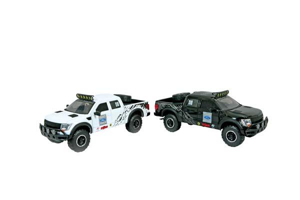 Raptorous Jada Toys Ford SVT Raptors