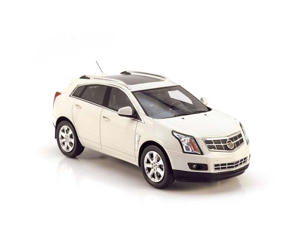Showroom, Luxury Collectibles 1:43 Cadillac SRX