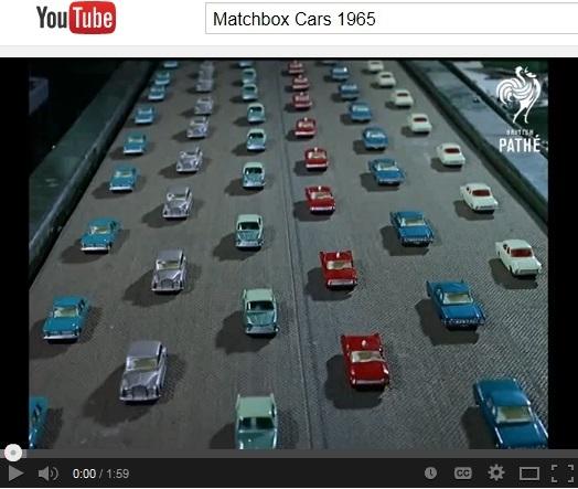 Matchbox Vintage Video