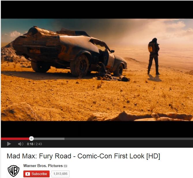Warner Bros. goes Mad!