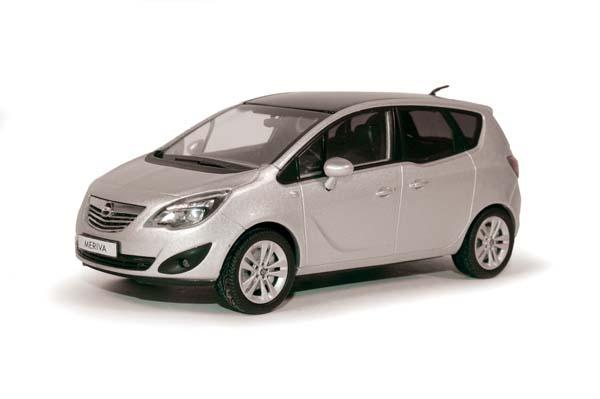 Wide-Open Opel