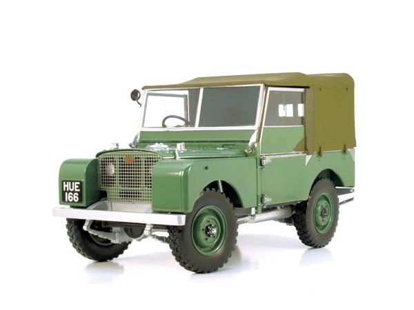 Roam Baby Roam,Minichamps 1948 Land Rover