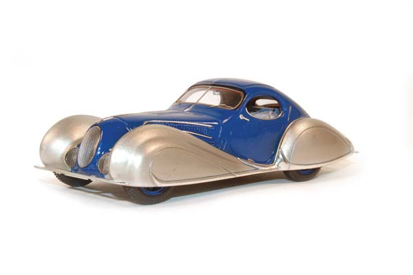Talbot To Go Spark 1937 T150SS Teardrop Coupe