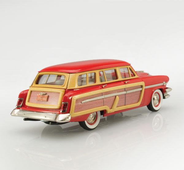 Brooklin 1954 Mercury Monterey Wagon