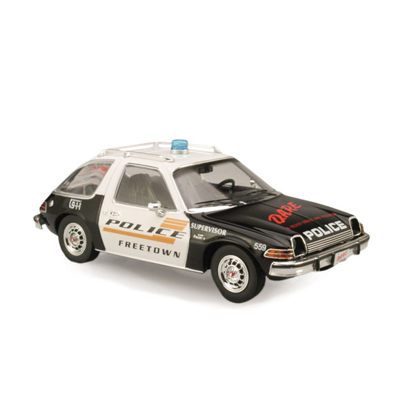 "PremiumX 1975 ""Freetown Police"" AMC Pacer X"