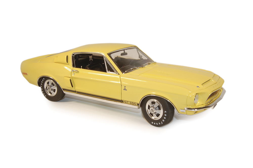 BONUS COVERAGE: ACME 1:18 Shelby GT-350 WT 6066
