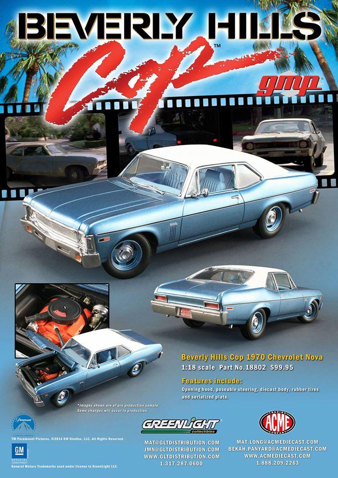 Axel Foley's Chevy Nova from ACME