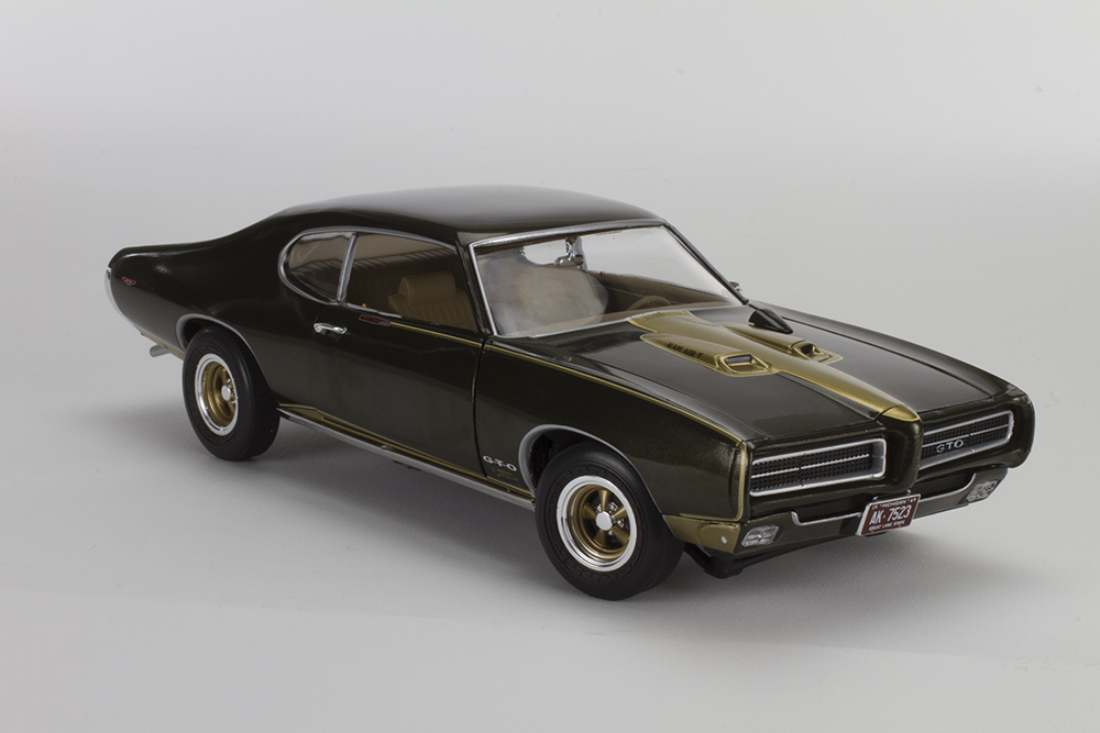 Online Exclusive: The Last of the Royal Bloodline: AutoWorld's 1969 Royal Bobcat GTO