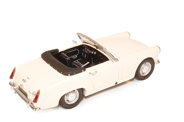 Spark 1961 Austin Healey Sp rite Mk. II