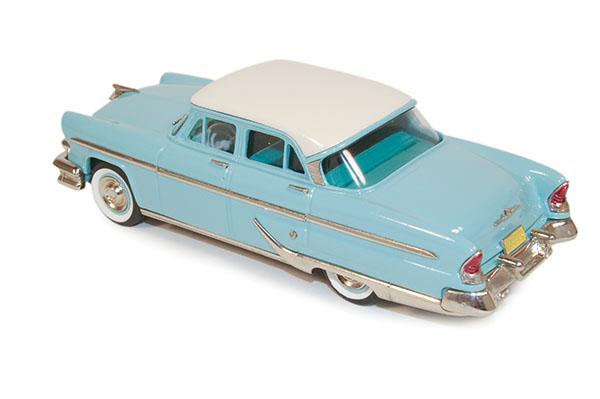 Brooklin 1955 Lincoln Capri 4-Door Sedan