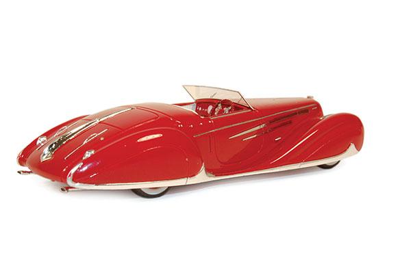 Minichamps Mullin Collection 1939 Delahaye 165 Cabriolet