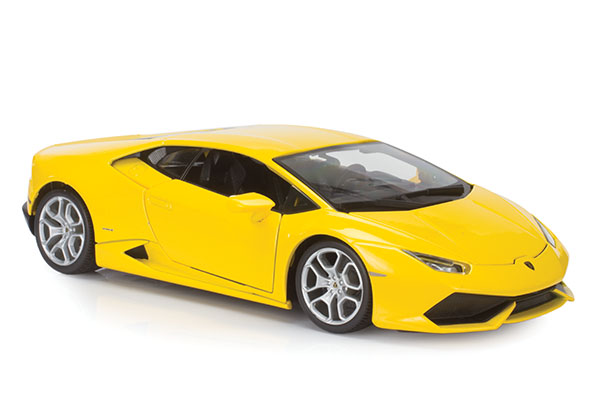 Bburago 2015 Lamborghini Huracán LP 610-4