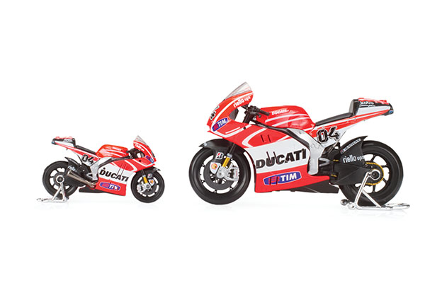 Maisto 2013 Dovizioso Moto GP Ducati Desmosedici